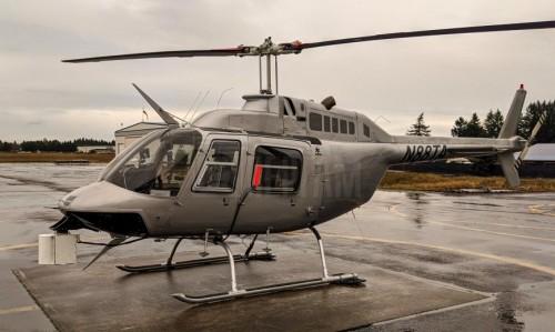 Авиационный детектор метана