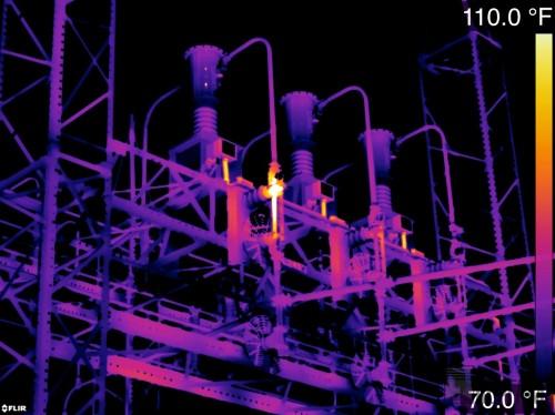 Тепловизор в энергетике