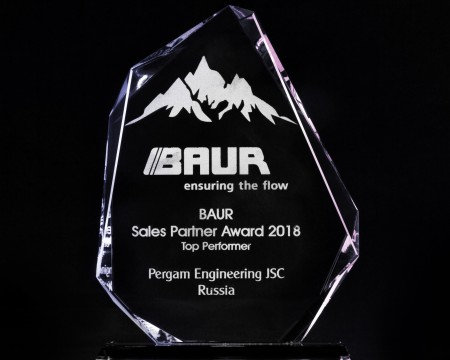 BAUR Top Performer