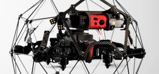 Flyability представила новый промышленный дрон Elios 2