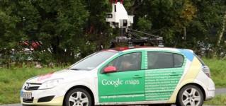 Автомобили Google Street View обнаруживают в городах сотни утечек природного газа