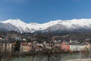Австрийский город Инсбрук