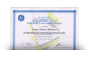 Сертификат GE