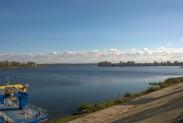 Безводное на реке Волге