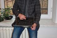 Юрий Борисков - инженер по технической поддержке отдела NDT