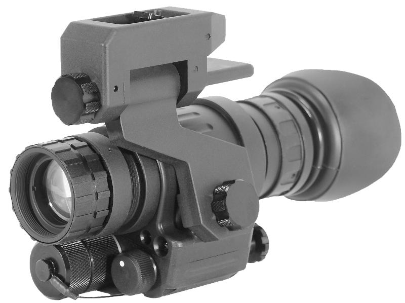 GSCI PVS-14C с креплением на ружьё