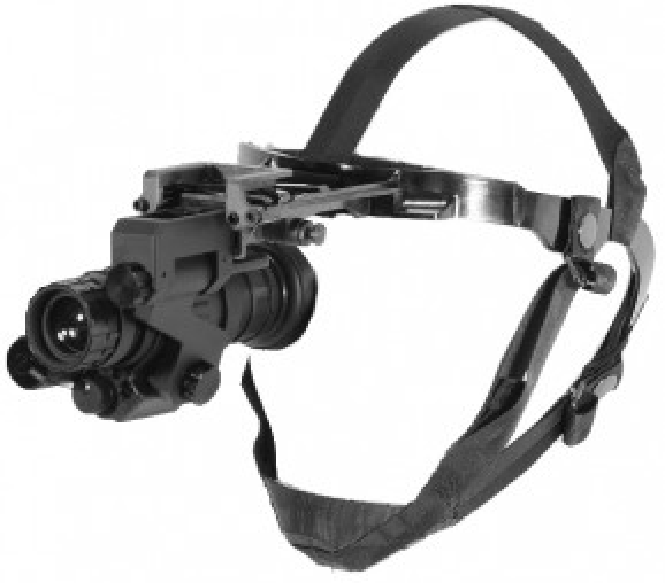 GSCI PVS-14C со шлемом