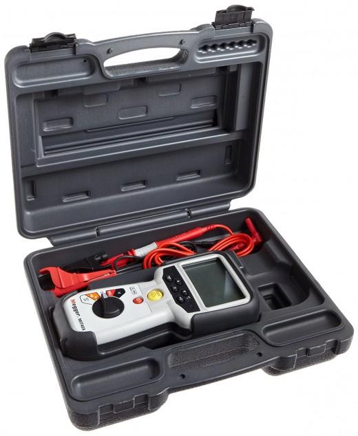 Комплект поставки Megger MIT40X