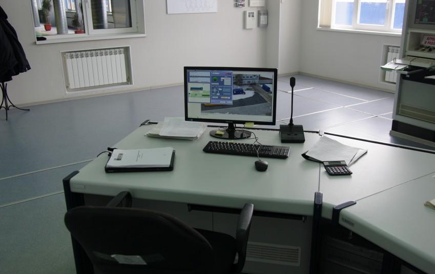 ДЛС-КС - рабочее место опрератора