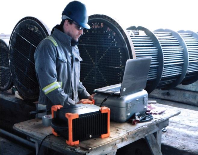 Контроль теплообменных агрегатов