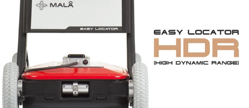 MALA Easy Locator HDR