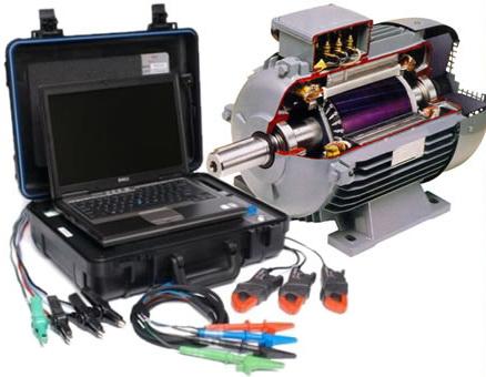 Emax тестер электродвигателей