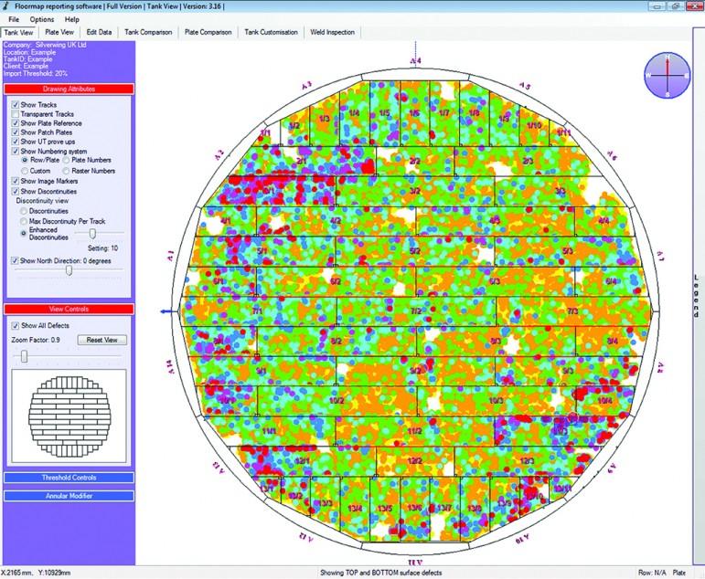 Silverwing Floormap 3Di
