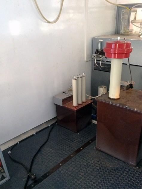 Интерьер электротехнической лаборатории ПЕРГАМ ЭТЛ-35К