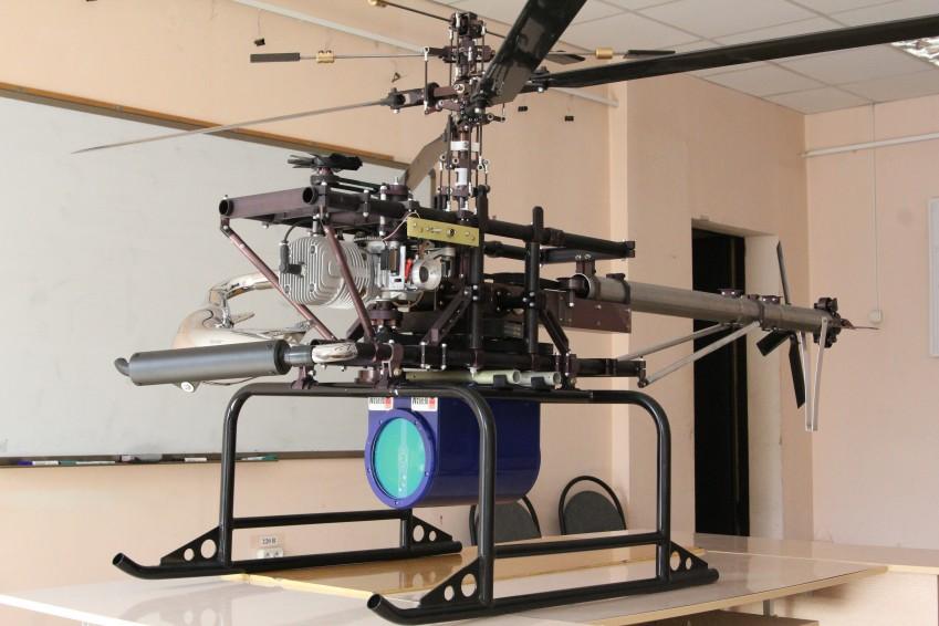 Беспилотник ДЛС-БПЛА ALMA G4 UAV