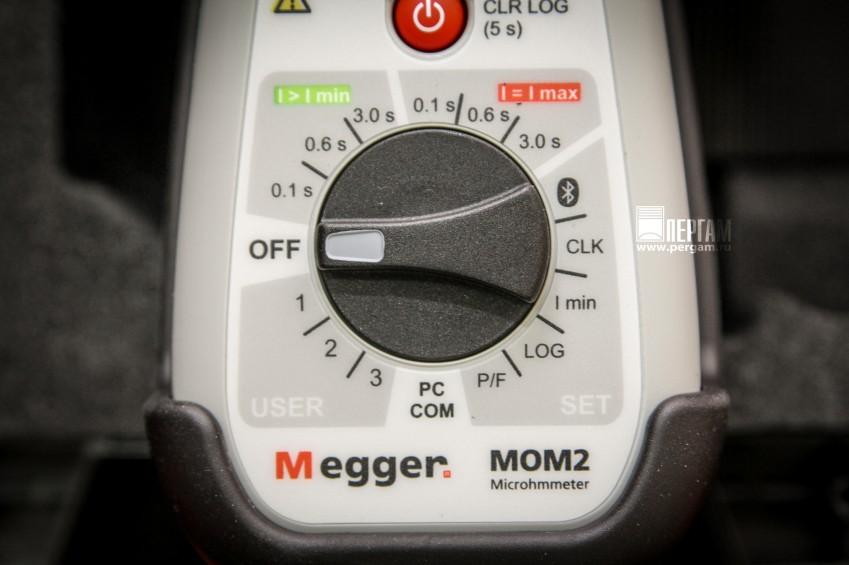 Megger MOM2