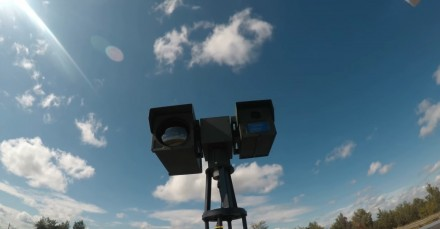 Тепловизионная система РТР-225М/225Ф