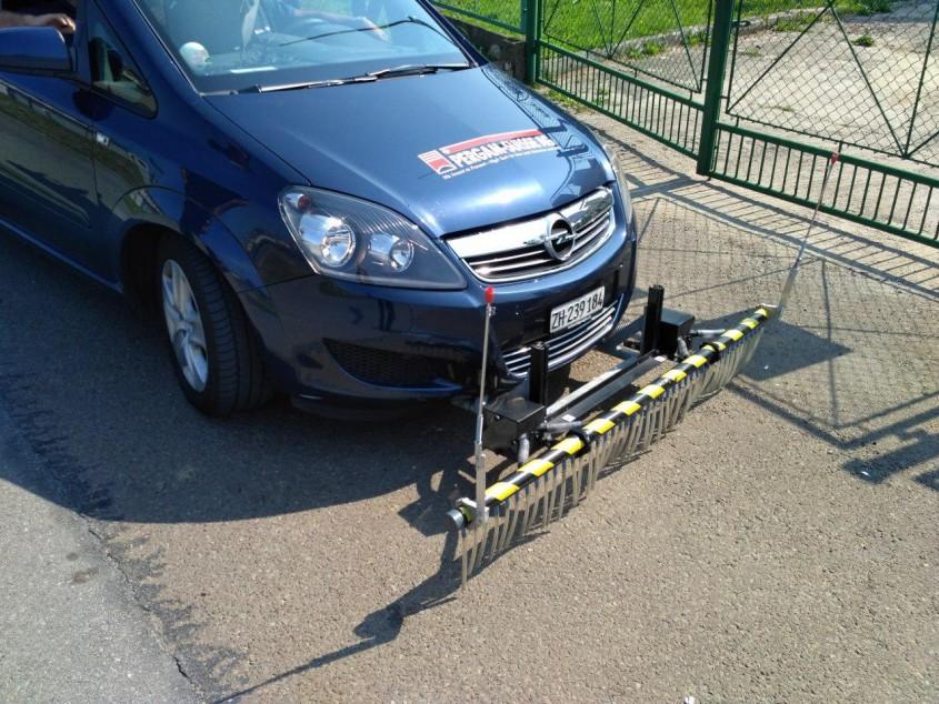 Сельма MBP на базе автомобиля Opel Zafira