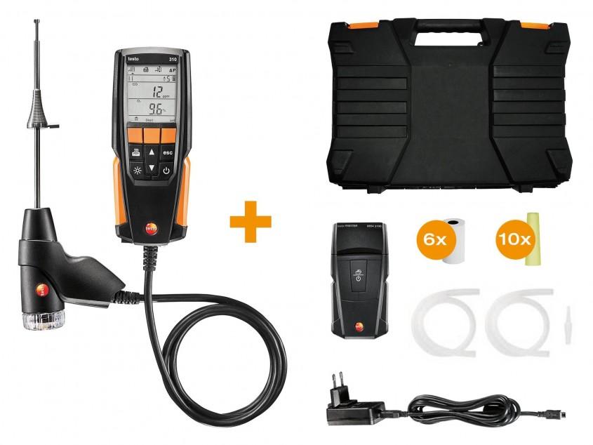 Комплект газоанализатор testo 310