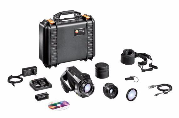 Комплект Testo 890-2