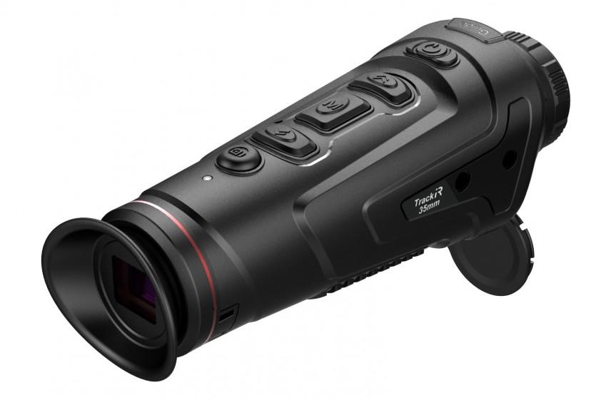 Тепловизионный монокуляр с дальномером TrackIR 35mm