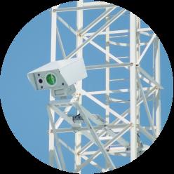 Стационарный детектор ДЛС-КС (LMS)