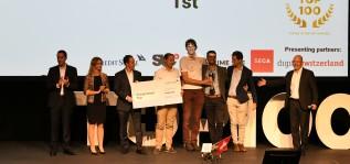 Производитель дронов Flyability Elios получает первое место среди промышленных стартапов