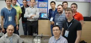 С 25 по 29 апреля посетили НПО Дефектоскопия в Караганде