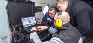 Инженеры «Газпром» осваивают новый метаноискатель «ДЛС-Пергам»