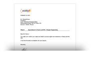 Авторизационное письмо EDDYFI
