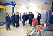 На объекте Газпром трансгаз Уфа