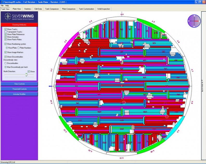 Silverwing FloormapVS2i