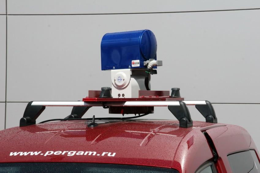 ДЛС-Пергам автомобильная версия