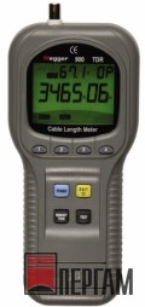 Megger TDR900