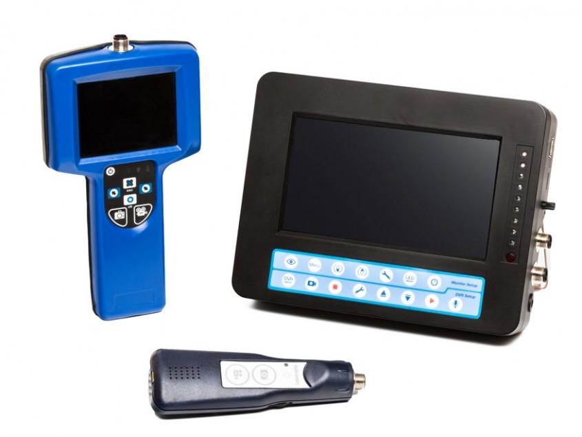 Монитор ADRONIC V70, монитор V55n и USB адаптер