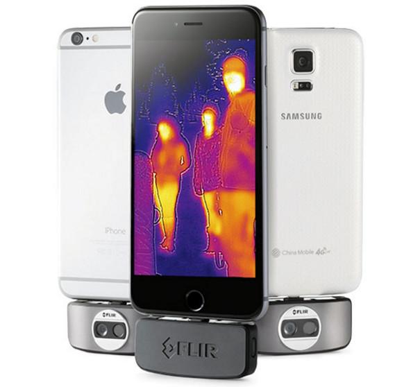 FLIR One для iOS и Android