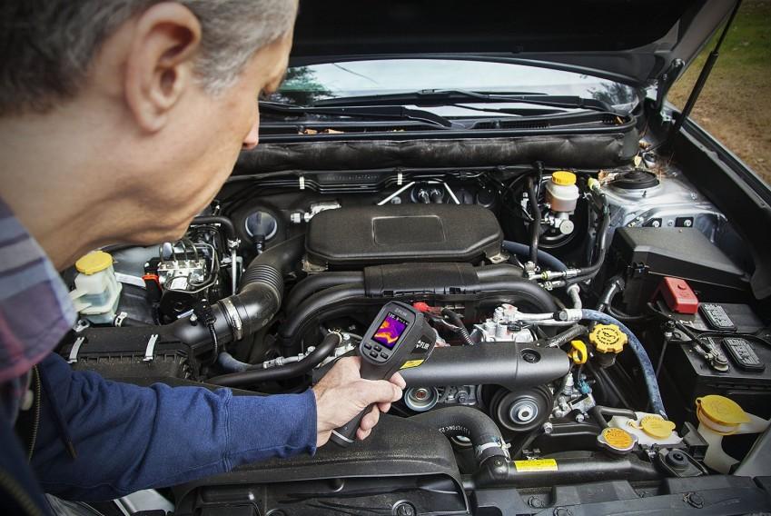 TG167 помогает автоэлектрикам находить неисправности