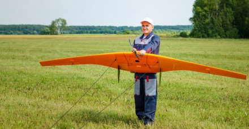 ДЛС-БПЛА LMS-mini UAV