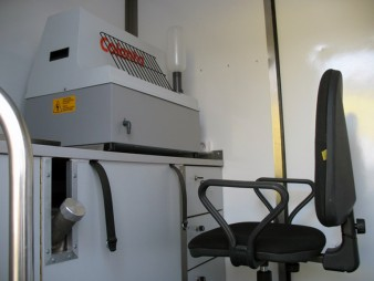 Оборудование лаборатории неразрушающего контроля ПЕРГАМ ЛНК-ПМ