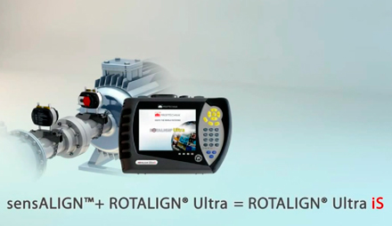 Pruftechnik ROTALIGN Ultra iS