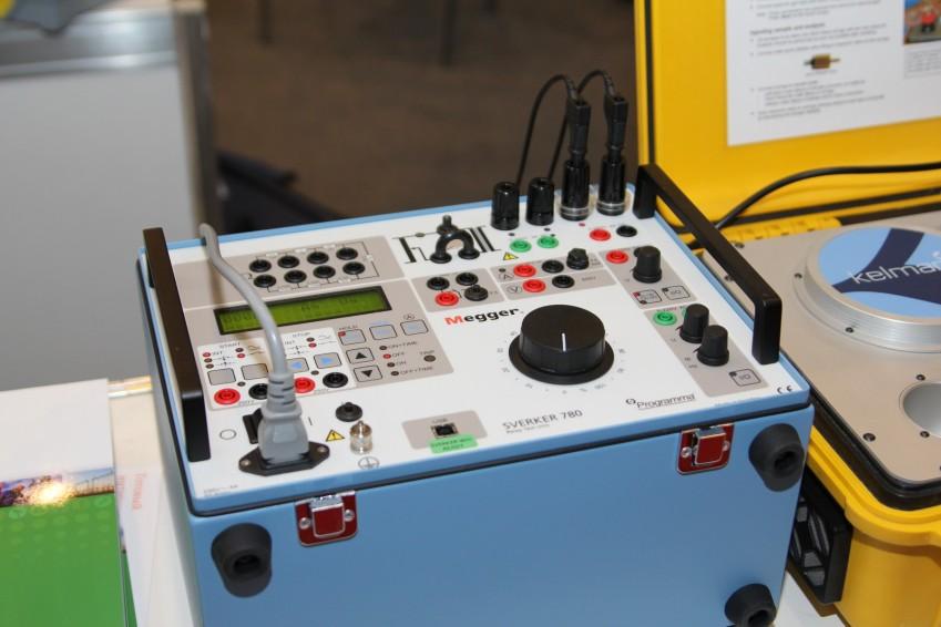 Тестер реле SVERKER 780