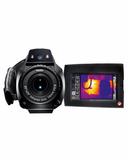 Testo 885-2 с поворотным экраном